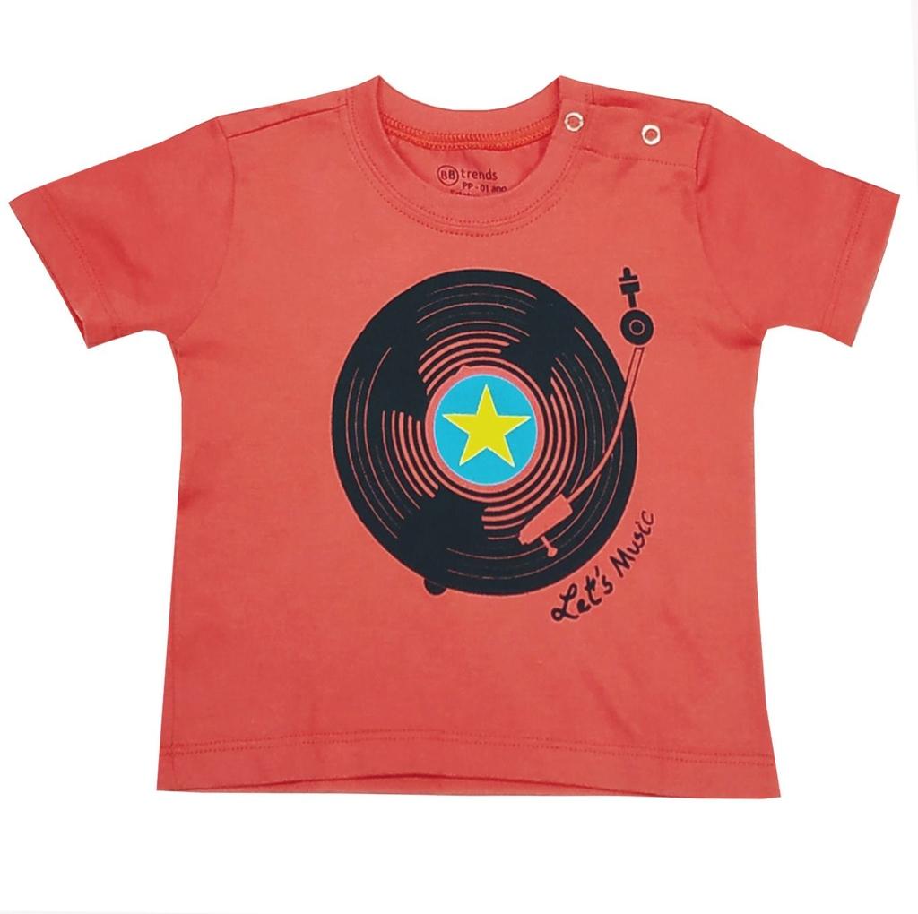 Camiseta - Funny - Vinil Framboesa