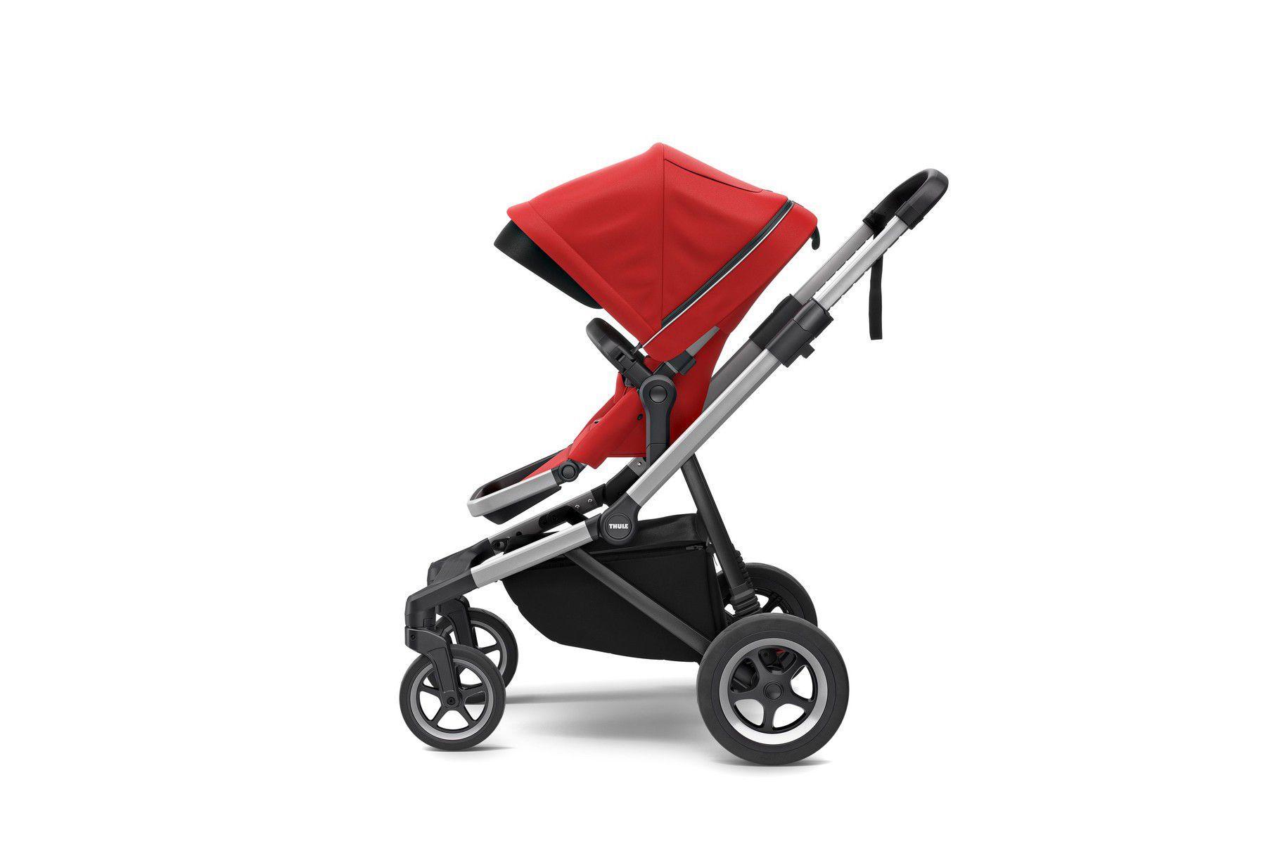 Carrrinho Sleek - Energy Red - Thule