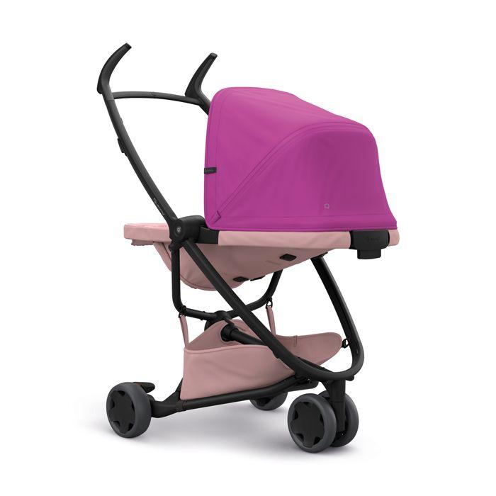 Carrinho Zapp X Flex - Pink on Blush - Quinny