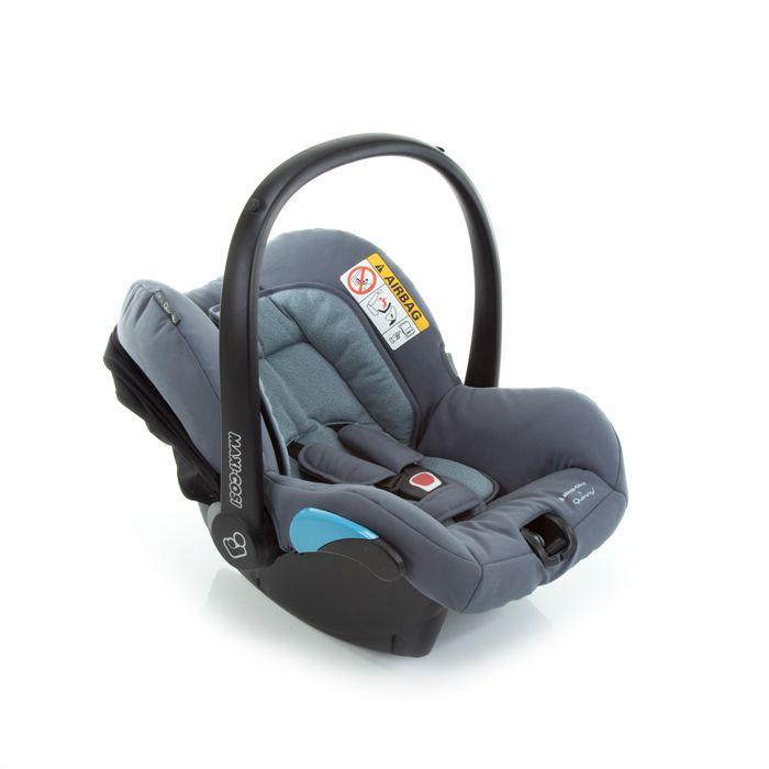 Bebê Conforto Citi c/ Base - 0 à 13 Kg - Graphite - Maxi Cosi