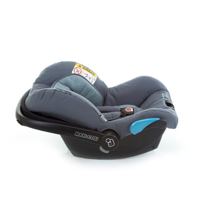 Bebê Conforto Citi Maxi Cosi c/ Base - 0 à 13 Kg - Graphite