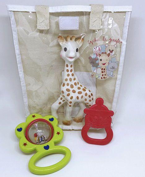 Kit Presente Fresh Touch - Sophie La Girafe