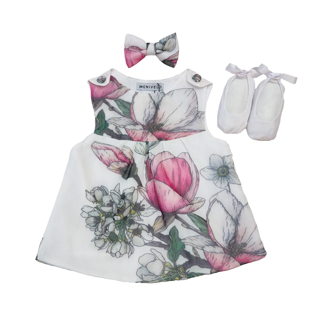 Kit Vestido Anabel
