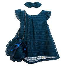 Kit Vestido Ana - Com Bolsa