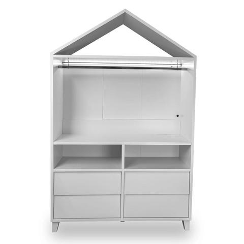 Linha Cômoda Angel Closet - Branco