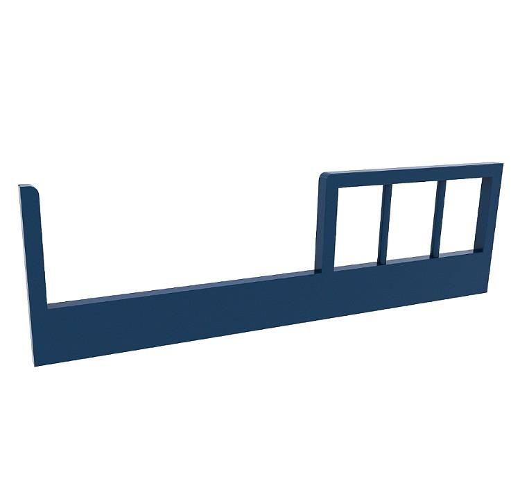 Linha Finny Color Spin - Meia Grade Azul Marítimo