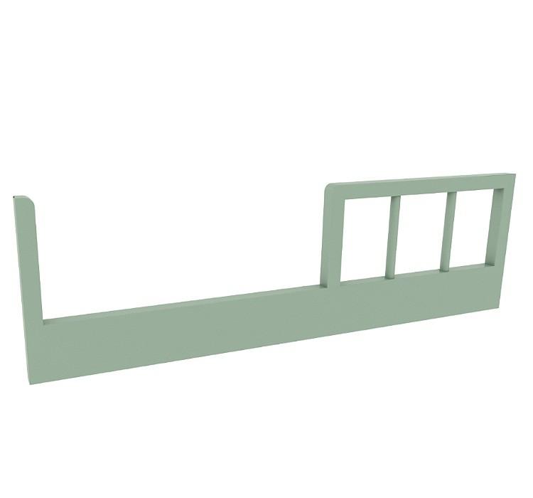 Linha Finny Color Spin - Meia Grade Verde Old