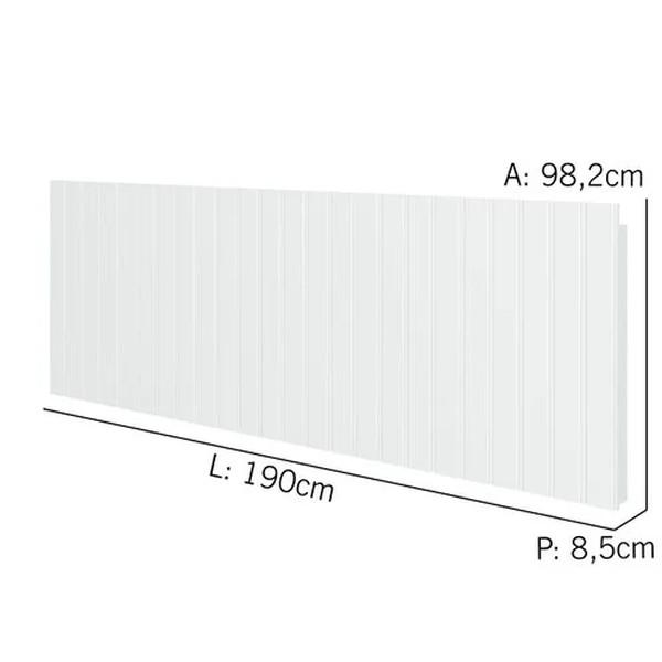 Linha Painel Iris - Branco