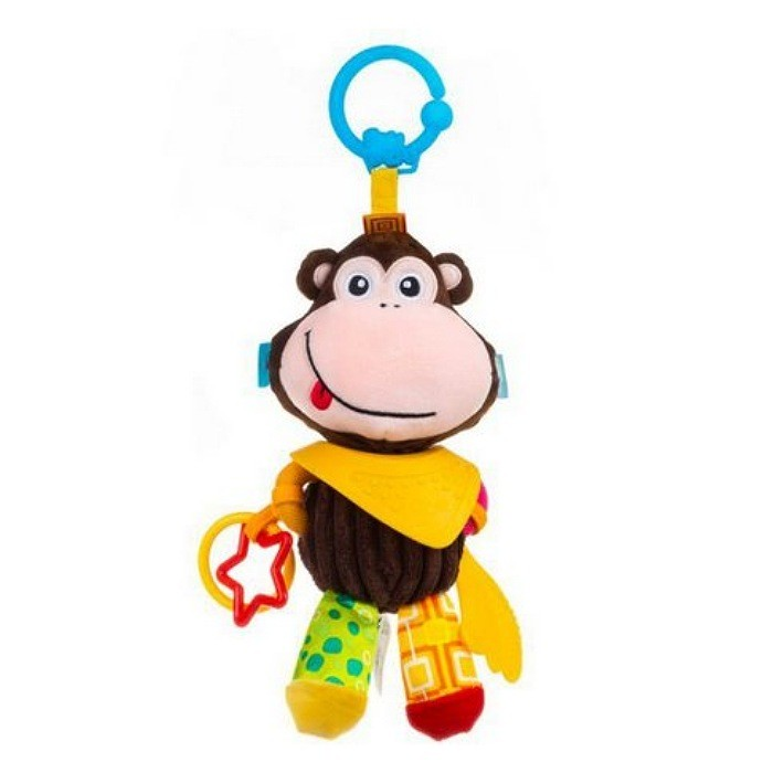 Pelucia Bandana Buddies - Monkey Molly