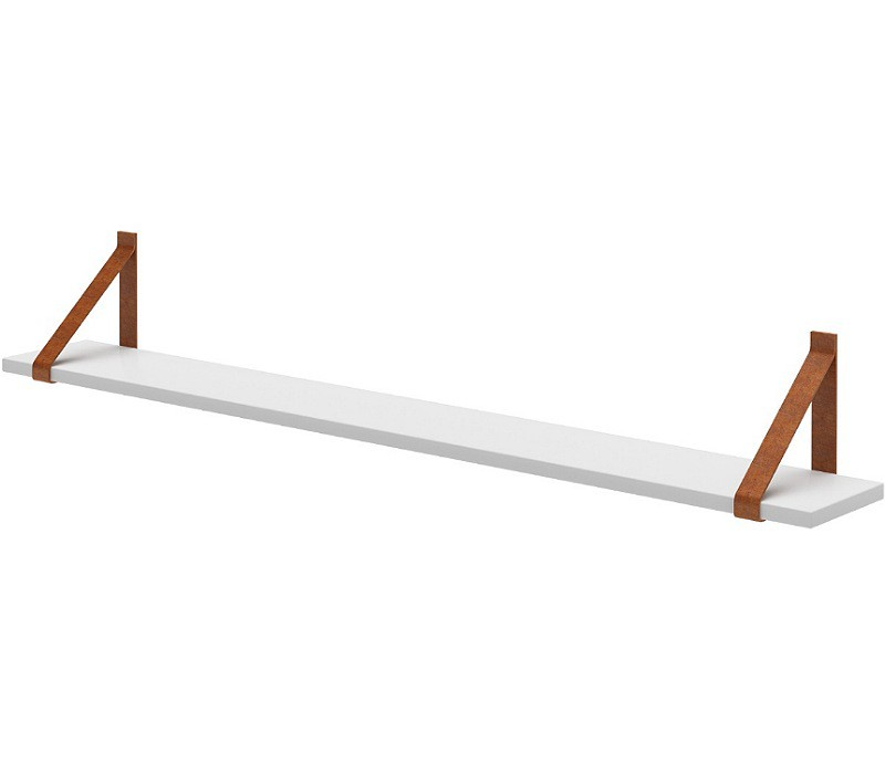 Prateleira Evolutiva 120 cm - Branco