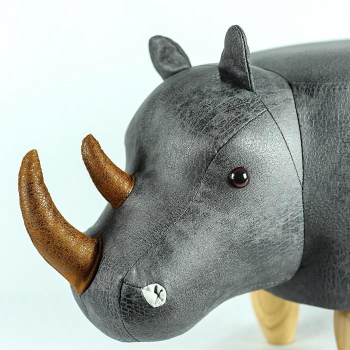 Puff Rinoceronte