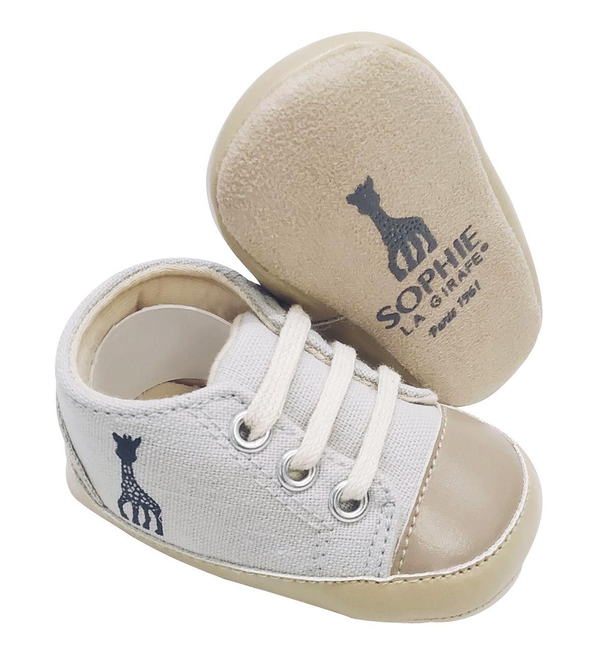 Sapato Basket Bege - Sophie La Girafe