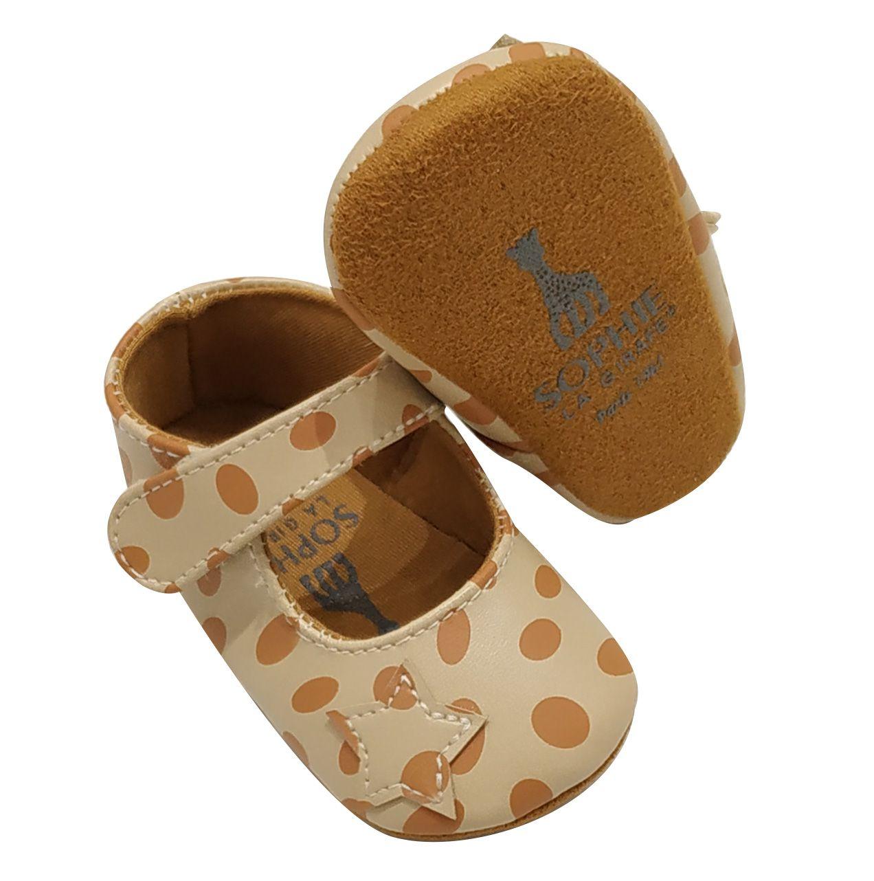 Sapato Charles Beige - Sophie La Girafe