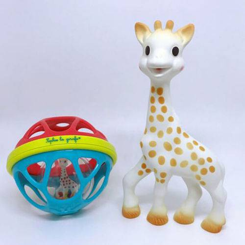 Soft´ball - Sophie La Girafe