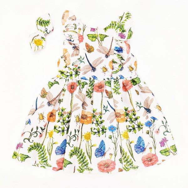kit Vestido Alice