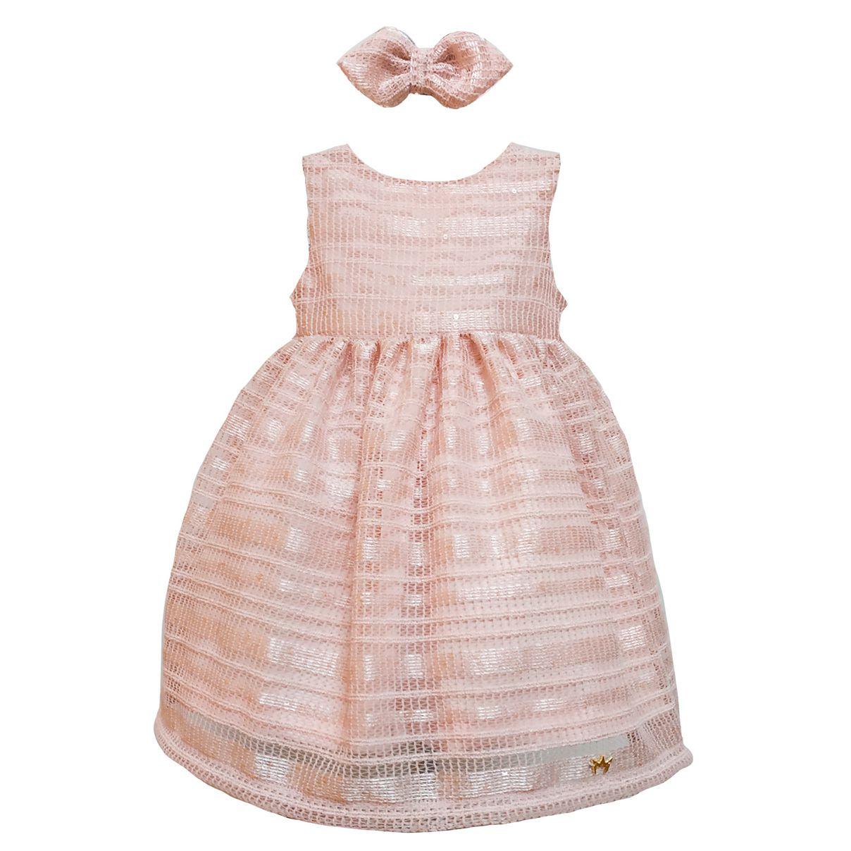 Vestido - Chanel Rosê