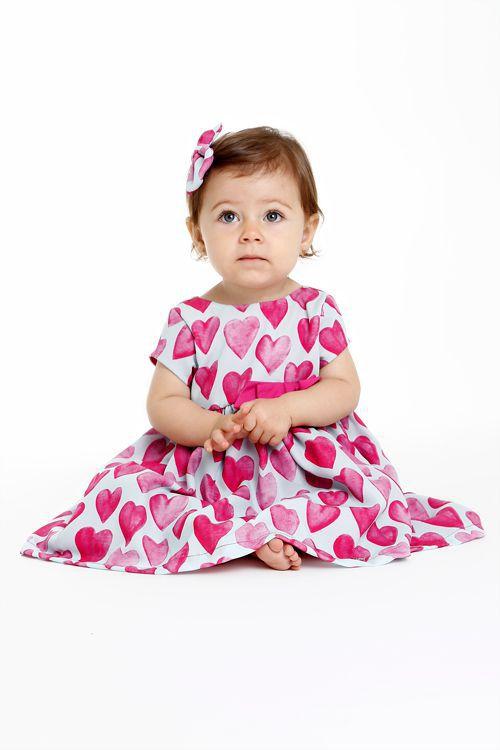 Vestido Chloe Coração