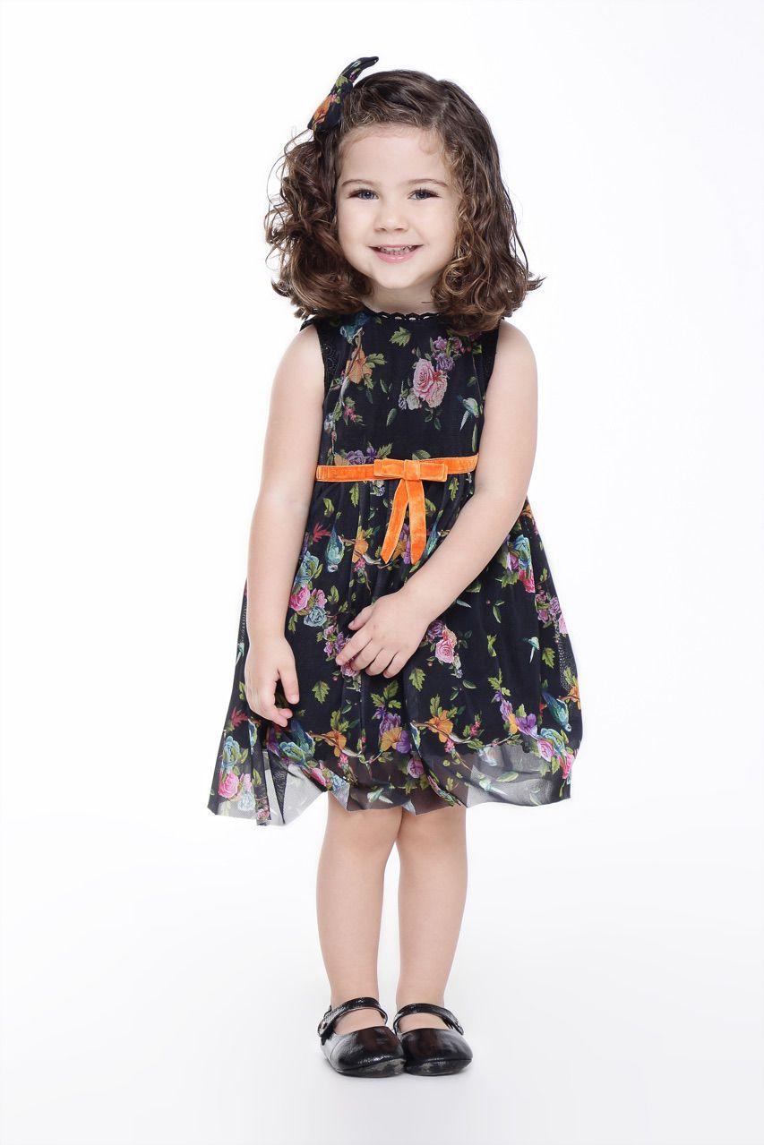 Vestido Chloe - Faixa Laranja