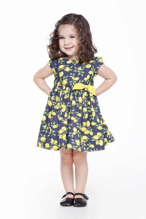Vestido Chloe Limões