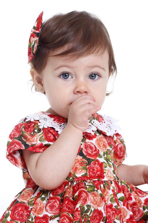 Vestido Lila Flores