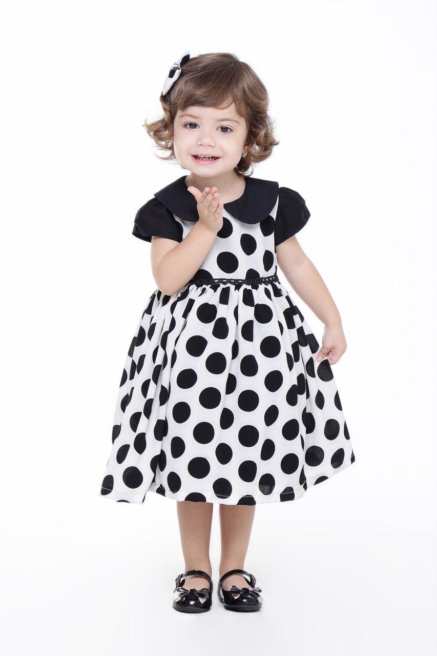 Vestido Lila Poá