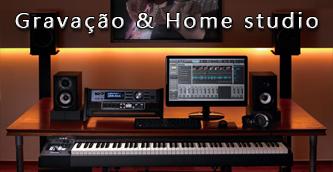 Confira nossos produtos para gravação e home studio!