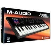 M Audio Axiom Air Mini 32 - Controlador Midi Usb Com Pad