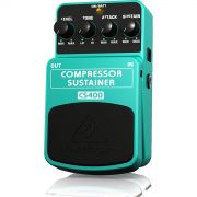 Pedal Compressor Sustainer Behringer Cs400