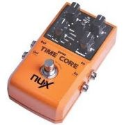 Pedal Delay/Loop Nux Time Core