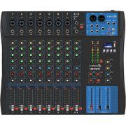 Mesa de som Lyco LMG-0901U - 9 canais