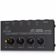 Amplificador De Fones Behringer Power Play Ha400