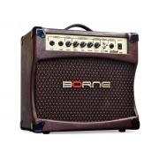 Amplificador de Violão Borne Infinit CV80 30w