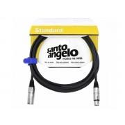 Cabo Santo Angelo Angel Lw Xlr x Xlr - 15ft / 4,57m