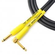 Cabo Santo Angelo Shogun Plug L 4,57m P/ Guitarra Baixo Violão