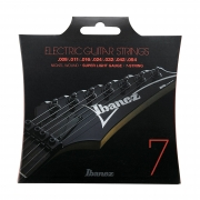 Encordoamento Ibanez Guitarra 7 cordas IEGS7 009 - 054