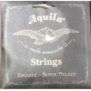 Encordoamento Ukulele  Aquila Soprano Super Nylgut High G- AQ100U