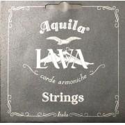 Encordoamento Ukulele Aquila Tenor Lava series High G - AQ 114U