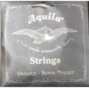 Encordoamento Ukulele Aquila Tenor Super Nylgut High G - AQ106U