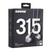 Fone Shure Se315 - In ear