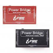 Fonte Para 13 Pedais Fire Power Bridge Pro