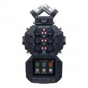 Gravador Zoom H8 Handy Recorder Black 10020285 *