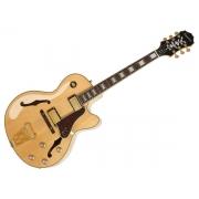 Guitarra Semi Acústica Epiphone Emperor II Joe Pass Natural 10030032 *