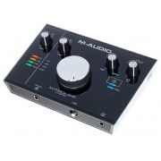 Interface de Áudio M-Audio M-Track 2x2
