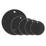Kit de Pele para Bateria DP Silent Head Standart Luen