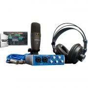 Kit Home Studio PreSonus AudioBox USB 96 Studio