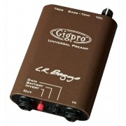 Lr Baggs Gigpro - Pré amplificador Universal