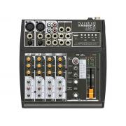 Mesa de Som Analógica 6 Canais Soundcraft SX602FX-USB com Efeito