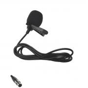 Microfone de lapela Lyco LVM-01 com plug mini xlr