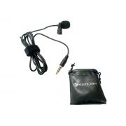 Microfone de Lapela Profissional para Smartphones Kadosh KL1