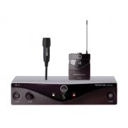 Microfone de Lapela sem fio AKG Perception 45 Presenter Set Banda A